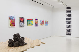 PAFA MFA Exhibition: On Being Solid, installation view