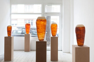 Deniz Eroglu: This city on the seashore, they say it is built of marble, installation view