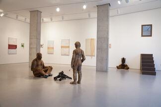 Lombard Freid Gallery: Tameka Norris & Mark Jenkins: Unsupervised, installation view