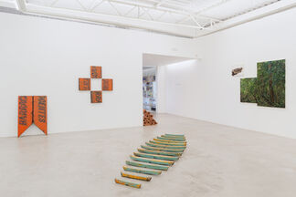 Inventory Show, installation view