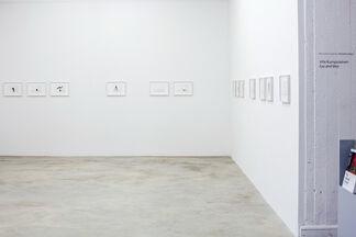 Ville Kumpulainen - Eye and Idea, installation view