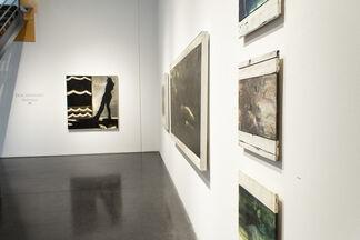 "Don Maynard - ""Swimmers"", installation view"