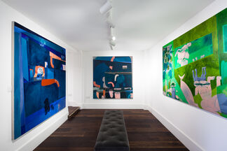 The Future is Female, installation view