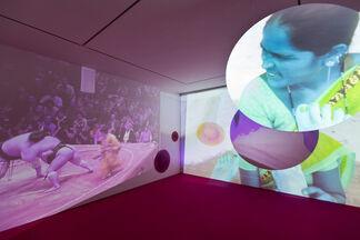 Helen Carmel Benigson: Anxious, Stressful, Insomnia Fat, installation view