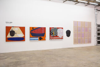 Fatal Links, installation view