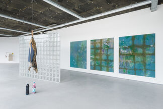 BAS VAN DEN HURK - Once Upon a Time You Dressed So Fine, installation view