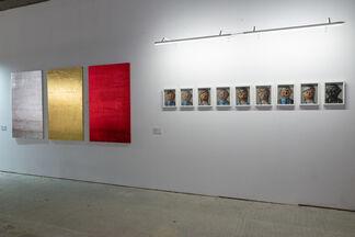 Zenko Gallery at Kyiv Art Fair 2018, installation view