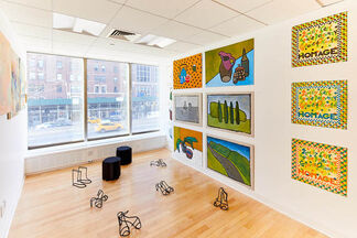 Sapar Contemporary at SPRING/BREAK Art Show 2019, installation view