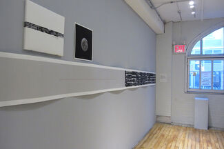 On the Wall: Many Worlds, installation view