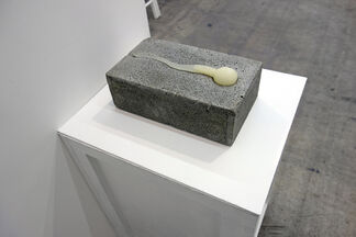 SARIEV Contemporary at Art Brussels 2015, installation view