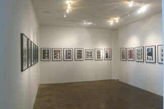 LIFE GOES ON... I KEEP SINGING, installation view