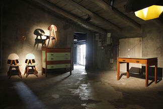COLLECTIVE ITALIAN EXHIBITION, installation view