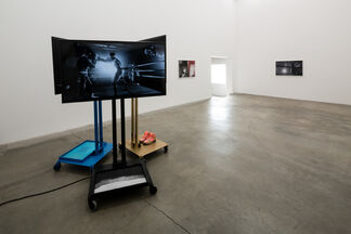If She Hollers, installation view
