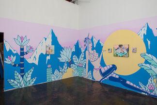 Kristen Liu Wong : Leisure Time, installation view