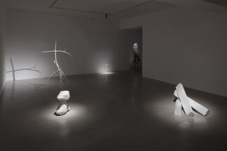 Johan Thurfjell   The First Sculpture, installation view