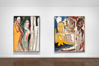 Don Van Vliet: Parapliers the Willow Dipped, Paintings 1967-1997. Selected by Spencer Sweeney, installation view