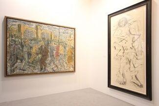 Mitchell-Innes & Nash at Art Basel Hong Kong 2014, installation view