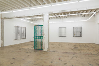6319 NW 2nd Avenue, installation view