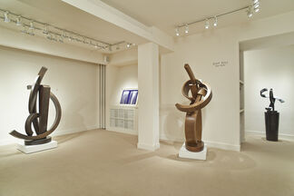 Guy Dill: New Sculpture, installation view