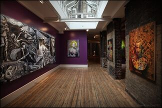 Skin Deep: Post-Instinctual Afterthoughts On Psychological Portraiture, installation view