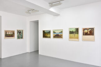 "Frédéric Poincelet ""Convocation"", installation view"