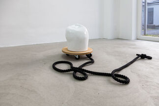 something wrong, installation view