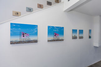 JEFF GILLETTE: TOTAL DISMAY, installation view