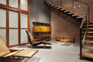 Joaquim Tenreiro, curated by Gordon VeneKlasen, exhibition design by Annabelle Selldorf, installation view