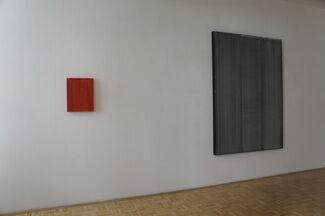 Gasteiger, installation view