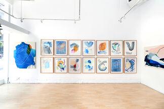 """Heather Day: """"Keep Still"""", installation view"""