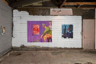 Brian Kokoska, installation view