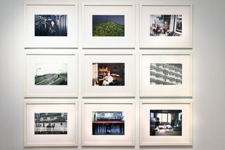TAKAHIRO KANEYAMA: While Leaves Are Falling..., installation view