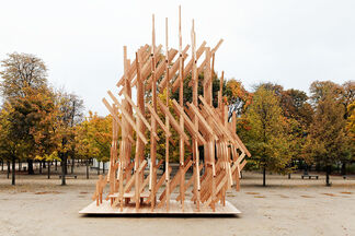 Galerie Philippe Gravier at FIAC 15, installation view