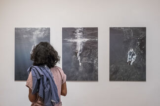 Giuseppe La Spada & Edoardo Romagnoli: La Luna e il Mare, installation view
