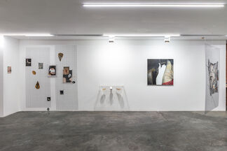 Artificial Bloom; Fluid Archives, installation view