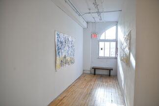 Azita Ghafouri On the Wall, installation view