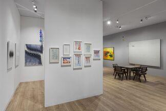 Tina Kim Gallery at Art Basel 2018, installation view