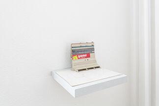 MAI 36 SHOWROOM, installation view