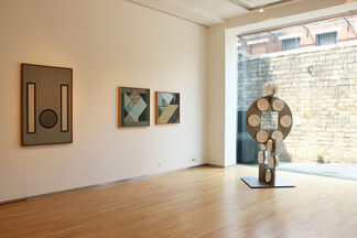 Huang Rui: Space Structure (1983 - 1986), installation view