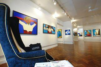 Deborah Azzopardi, Retrospective 2004 - 2014 - The Gallery in Cork Street, London, installation view
