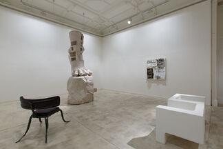 Atelier Van Lieshout - Der Hausfreund, installation view