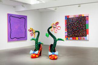 Yayoi Kusama, installation view