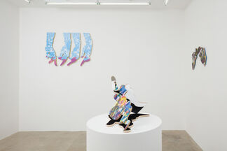 Total Knockout, installation view
