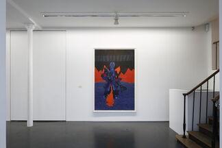 La Nuit, installation view