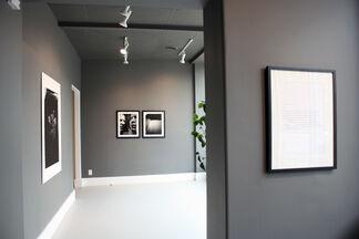 Reverie in Darkness, installation view