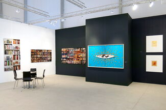 Beatriz Esguerra Art at Art Wynwood 2013, installation view