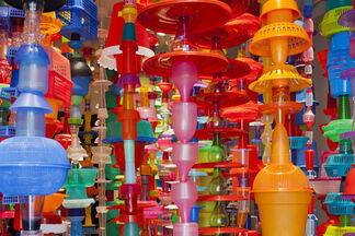 Choi Jeong Hwa: Happy Together, installation view