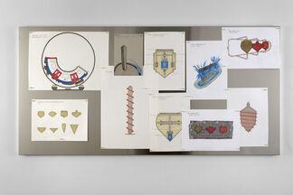 Samuel Zealey: Planes, installation view