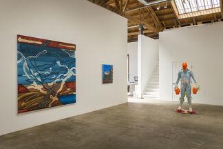 Folkert de Jong: CATHEDRA, installation view