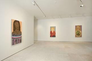 Francesco Clemente, installation view